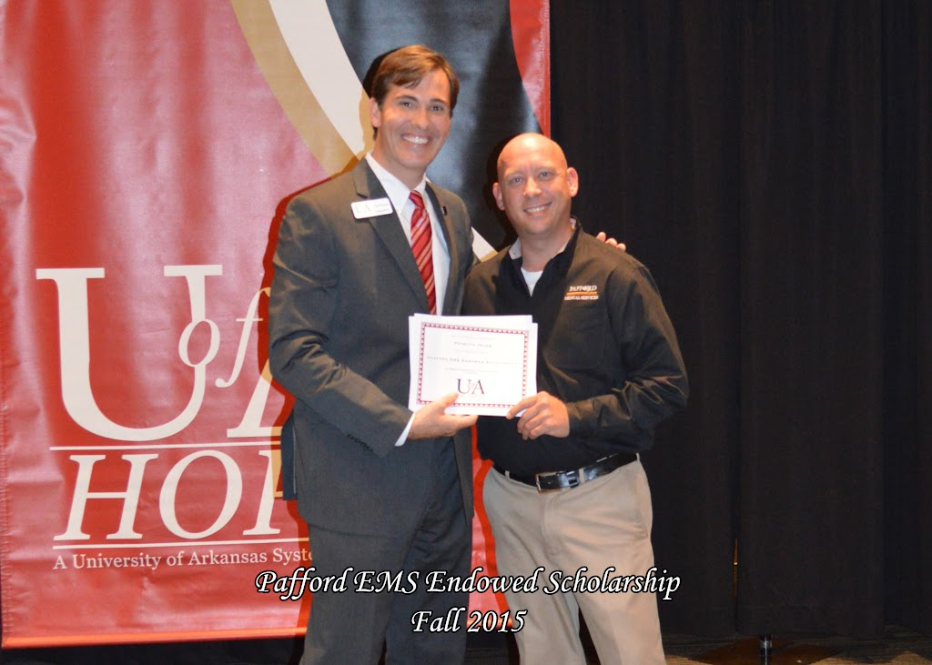 Scholarship Ceremony Fall 2015 - Pafford%2BEMS.jpg