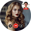 Girl Video Call & Live Video Chat Guide icon