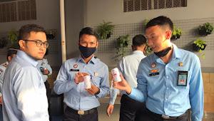 Antisipasi Covid-19, Lapas Narkotika Gunung Sindur Beri Asupan Gizi ke WBP dan Pegawai
