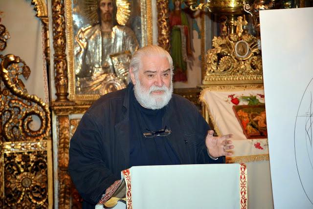 Sorin Dumitrescu la Sf. Silvestru despre Inviere 097