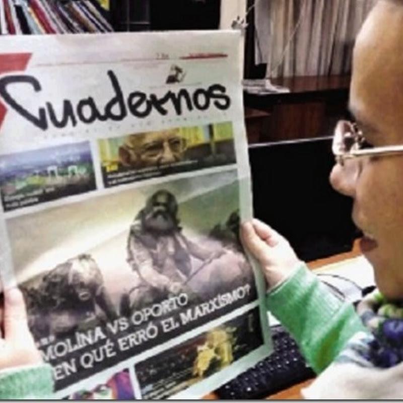 Grupos afines al MAS lanzan 2 periódicos de apoyo al proceso