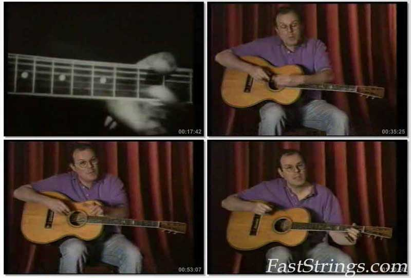 Stefan Grossman - Bottleneck Blues Guitar