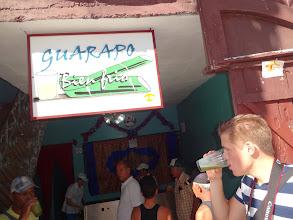 Photo: Tahle sklenice lahodnýho osvěžujícího nápoje stála asi 4 kubánský pesos (=nestála nic)