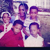 Lmao: Banky W shares cute childhood photo with his family and replies IG user who asked where 'his hair disappeared to'