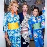 the Fashionista crew in Aoyama, Tokyo, Japan