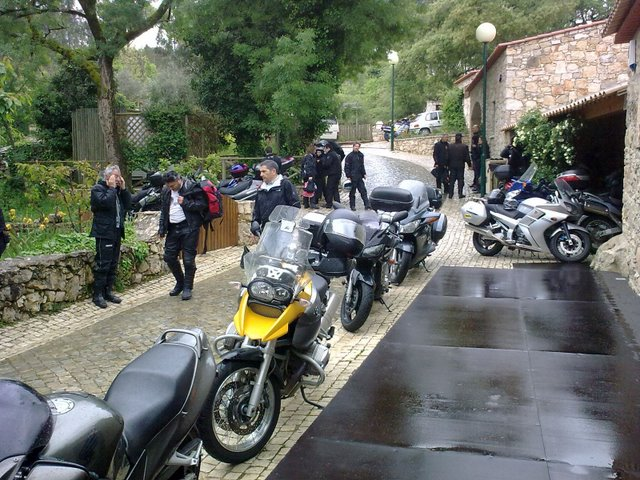 Mototurismo no inverno, turismo de moto