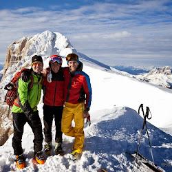 Skitour Marmolada 10.12.14