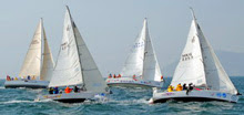 J/80 one-design sailboats- sailing China Cup