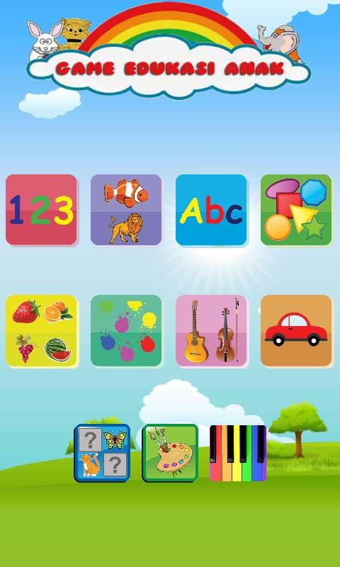 Image Result For Download Game Edukasi Anak Mewarnai