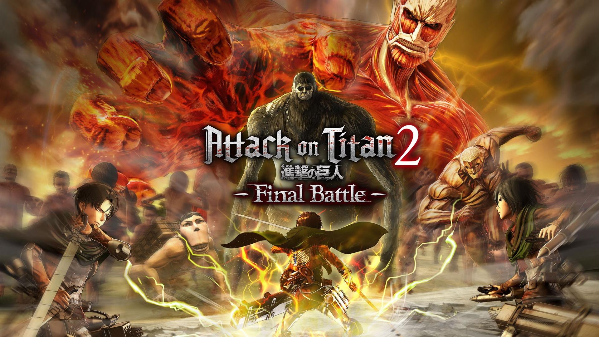 Atack on Titan 2