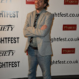 OIC - ENTSIMAGES.COM - Dan Palmer at the Film4 Frightfest on Monday   of  Banjo UK Film Premiere at the Vue West End in London on the 31st  August 2015. Photo Mobis Photos/OIC 0203 174 1069