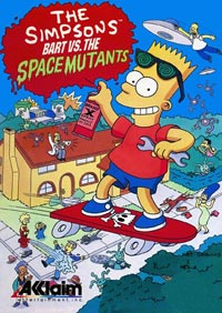 The Simpsons: Bart vs. the Space Mutants - Review By Trang Ngo