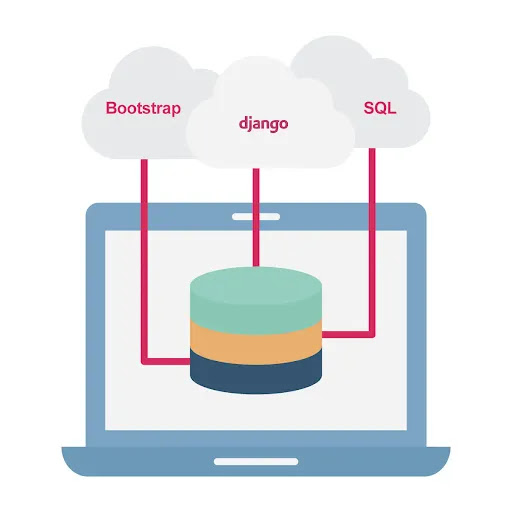 best coursera course to learn SQL and Django