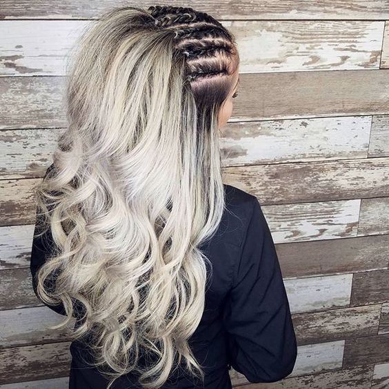25 Stunning Braided Hairstyles Of Special Occasion Nails C