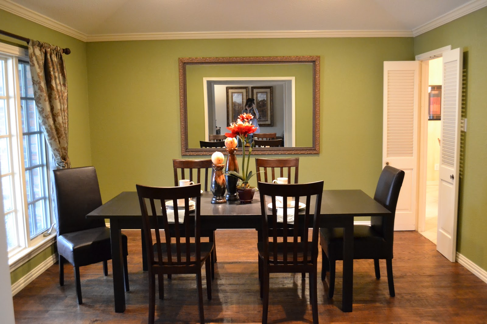 Unlocking The Possibilities Dining Room Staging