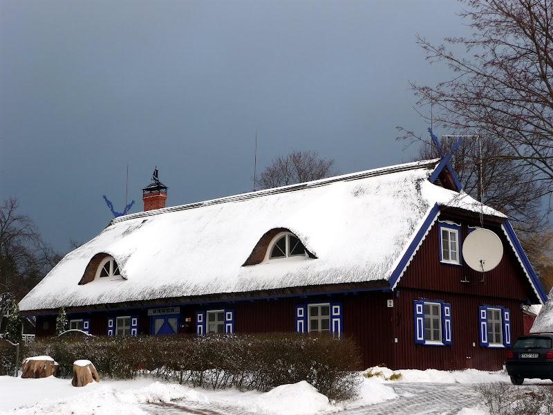 Мое любимое место в Литве - Неринга.