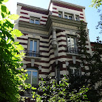 7 rue Eugénie Gérard : maison de ville