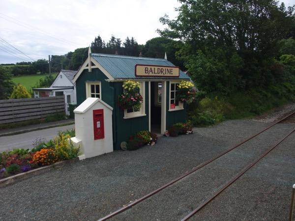 Isle of Man Station