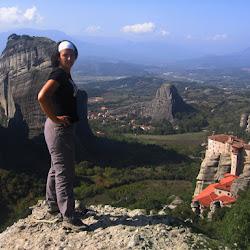 Grecia: Meteora