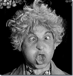 Harpo as Gookie