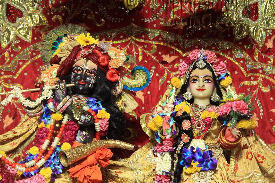 ISKCON Delhi Deity Darshan 29 May 2016 (14)