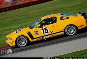 2011 EMCO Gears Classic - Mid Ohio Sports Car Course, Lexington Ohio
