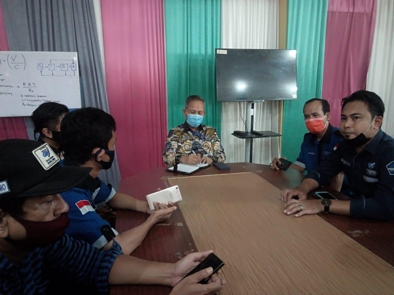 Jelang Pelantikan, GoWa-MO Makassar Silahturahmi ke PJ Walikota