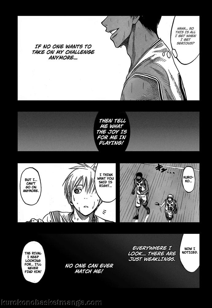 Kuroko no Basket Manga Chapter 41 - Image 15