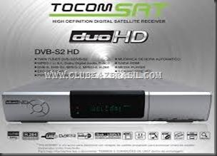 TOCOMSAT DUO HD e DUO HD