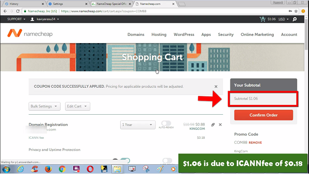 namecheap-shopping-cart