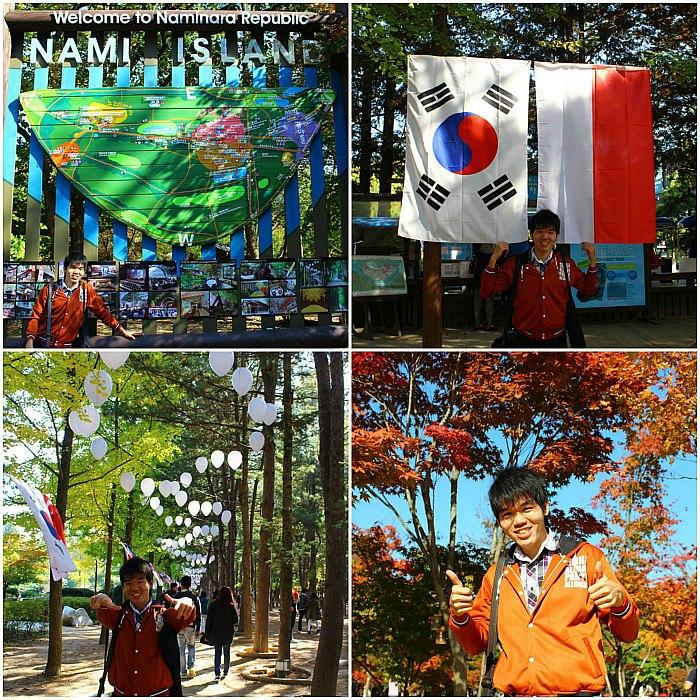 Nami Island - Korea Selatan