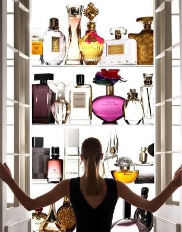 perfumes y tendencias