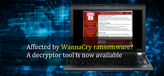 Affected by WannaCry ransomware? A decryptor tool is now available