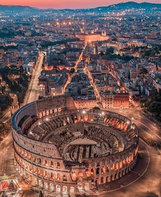 colloseum roma wisata