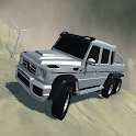 6x6 Monster Offroad G63 AMG Modern Truck Game 2020 icon