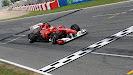 Fernando Alonso Ferrari F60
