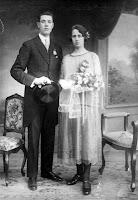 Enzlin, Jan en Groeneweg, Maria Geertruida Huwelijk 13-10-1926.jpg