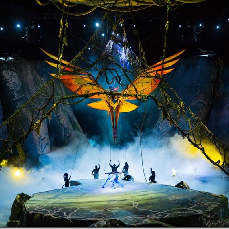 Fechas Cirque Du Soleil Toruk Mexico 2017: Boletos