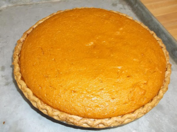 Bake on rimmed baking sheet at 350ºF for 1 hour or until toothpick, inserted...