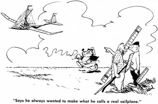 le balsa existe encore !!! -sailplane