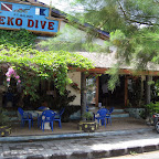 Geko Dive center (Padangbai, Bali)