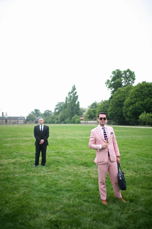 *英國倫敦時裝周場外街拍:攝影師Kuba Dabrowski捕捉街頭英倫紳士! 15