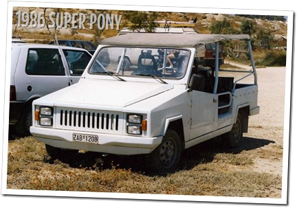 1986 NAMCO Super Pony - autodimerda.it