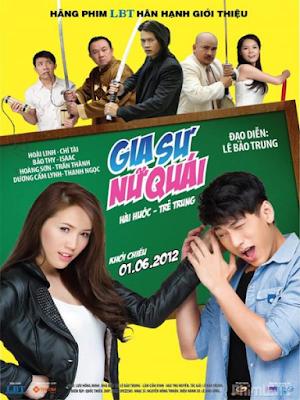 Phim Gia Sư Nữ Quái - Gia Su Nu Quai (2012)
