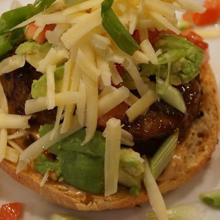 RECIPE - Chipotle Burgers