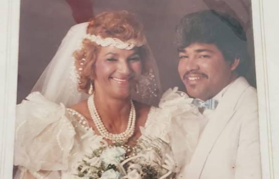 Viral   Fefita la Grande recuerda en sus redes sociales el día de su boda en los años 80
