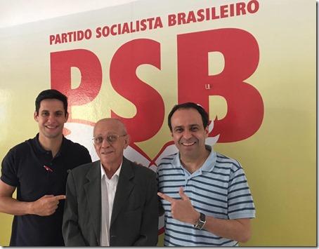 Rafael Motta%2c Franklin Capistrano e Fábio Dantas