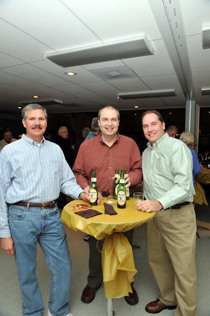 Rick Jarvis, Jeff Pirrung, Paul Famularo