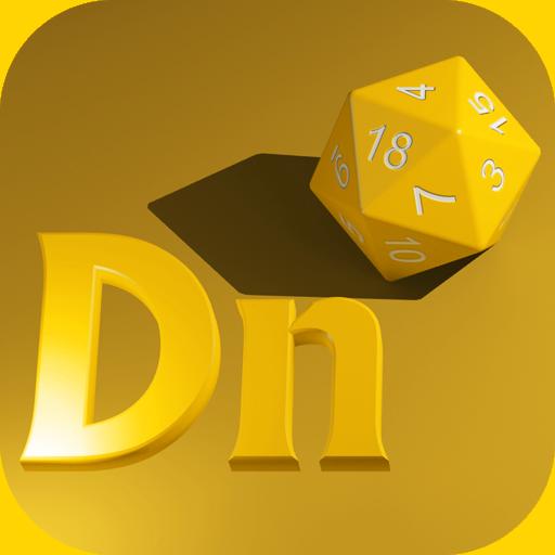 DnDice - 3D RPG Dice Roller (app)