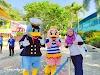 Pengalaman Ke Sunway Lagoon Theme Park Zoo Semasa Perintah Kawalan Pergerakan Pemulihan